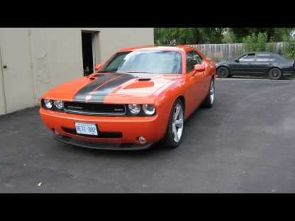 2008 Dodge Challenger SRT8 at O'Neil's Auto Sales in Odessa, Ontario