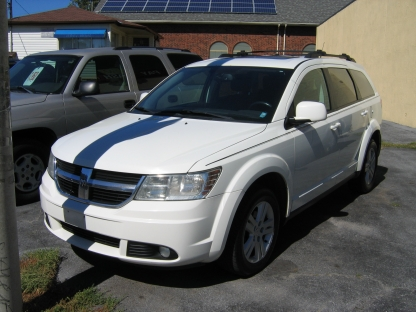 2010 Dodge Journey SXT 3.5 at Clancy Motors in Kingston, Ontario