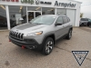 2017 Jeep Cherokee Trail Hawk 4X4 For Sale Near Eganville, Ontario