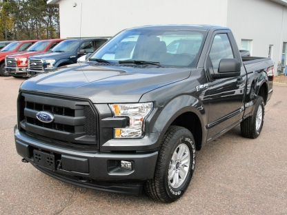 Utility Trailers For Sale Ontario >> 2017 Ford F-150 XL FX4 Sport Regular Cab 4X4 at Murphy ...
