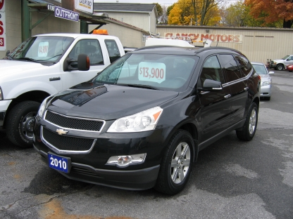 2010 Chevrolet Traverse Lt 7passenger At Clancy Motors In