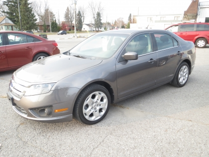 2011 Ford Fusion SE at Lambert Auto Sales in Glenburnie, Ontario