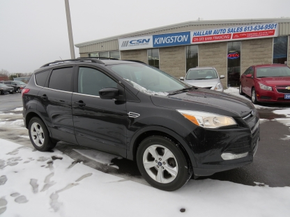 2013 ford escape all wheel drive bluetooth heated seats at hallam auto sales in kingston. Black Bedroom Furniture Sets. Home Design Ideas