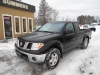 2007 Nissan Frontier SE Extended Cab 4X4