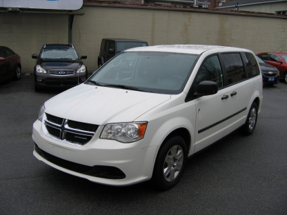 2011 Dodge Grand Caravan Cargo Van at Clancy Motors in Kingston, Ontario