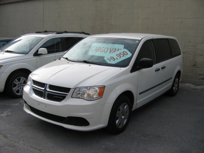 2011 dodge grand caravan cargo van at clancy motors in kingston ontario. Black Bedroom Furniture Sets. Home Design Ideas