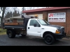2001 Ford F-550 7.3L Diesel 13' Dump Bed - Ready To Work For Sale Near Ottawa, Ontario