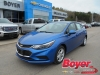 2017 Chevrolet Cruze LT Hatchback For Sale Near Eganville, Ontario