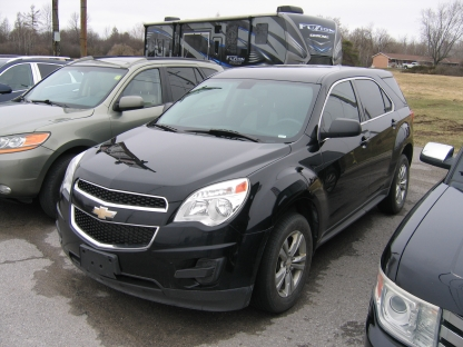 2011 Chevrolet Equinox LS AWD at Tom Pirie Motor Sales in Smiths Falls, Ontario