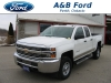 2015 Chevrolet Silverado 2500 HD Crew Cab 4x4 For Sale