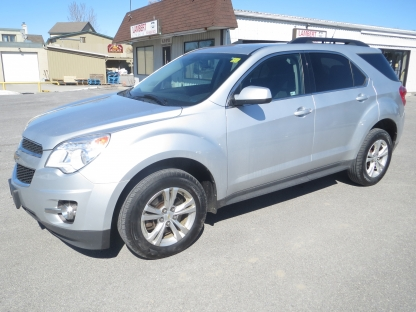 2011 Chevrolet Equinox 2LT at Lambert Auto Sales in Glenburnie, Ontario