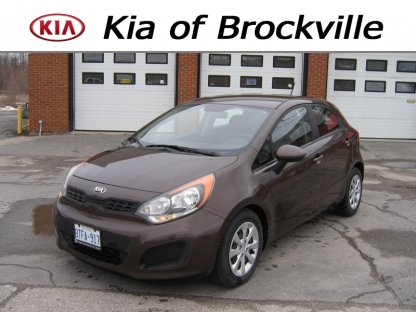 2015 KIA Rio 5 GDI at Kia of Brockville in Brockville, Ontario