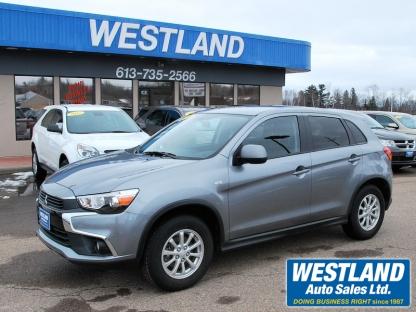 2016 Mitsubishi RVR AWD at Westland Auto Sales in Pembroke, Ontario