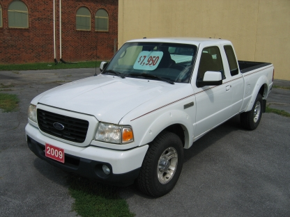 2009 Ford Ranger SuperCab at Clancy Motors in Kingston, Ontario