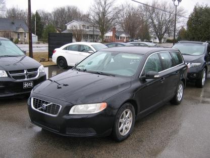 2008 Volvo V70 Wagon 3.2 at St. Lawrence Automobiles in ...