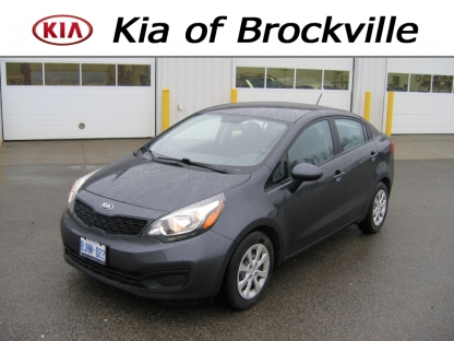 2015 KIA Rio GDI at Kia of Brockville in Brockville, Ontario