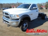 2017 RAM 5500 ST Cab & Chassis 4X4