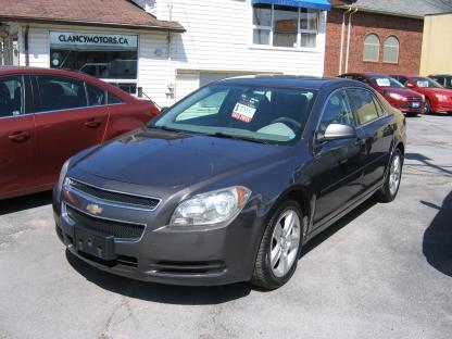 2010 Chevrolet Malibu at Clancy Motors in Kingston, Ontario