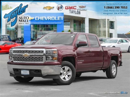 2015 Chevrolet Silverado 1500 LT at Taylor Auto Mall in Kingston, Ontario