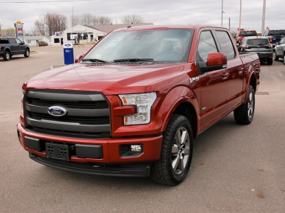 2017 ford f 150 lariat sport supercrew 4x4 at murphy ford in pembroke ontario. Black Bedroom Furniture Sets. Home Design Ideas