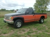 1990 Chevrolet 1500 Reg Cab 4x4 For Sale Near Gananoque, Ontario
