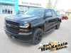 2017 Chevrolet Silverado 1500 Custom Double Cab 4X4 For Sale