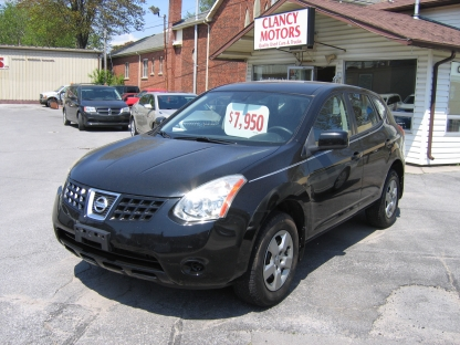 2009 Nissan Rogue S At Clancy Motors In Kingston Ontario