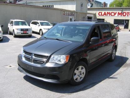 2012 dodge grand caravan stow go at clancy motors in for Clancy motors used cars