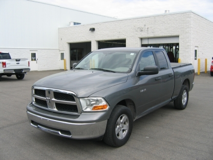 2010 RAM 1500 SLT Quad Cab 4x4 at A&B Ford in Perth, Ontario