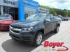 2017 Chevrolet Colorado W/T Extended Cab 4X4 For Sale Near Eganville, Ontario