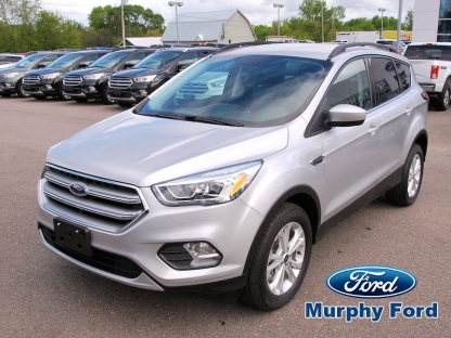 2017 Ford Escape SE AWD at Murphy Ford in Pembroke, Ontario