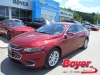 2017 Chevrolet Malibu LT For Sale Near Haliburton, Ontario