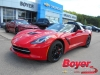 2017 Chevrolet Corvette StingRay Coupe 1LT For Sale in Bancroft, ON