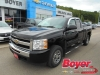 2011 Chevrolet Silverado 1500 LS Ext. Cab 4X4 For Sale in Bancroft, ON