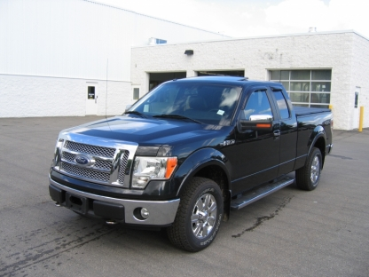 2010 Ford F-150 Lariat SuperCab 4x4 at A&B Ford in Perth, Ontario