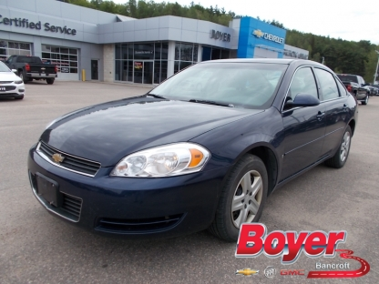 2007 Chevrolet Impala LS at Boyer GM Bancroft in Bancroft, Ontario