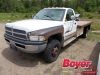 2000 Dodge Ram 3500 ST Cab & Chassis  For Sale in Bancroft, ON