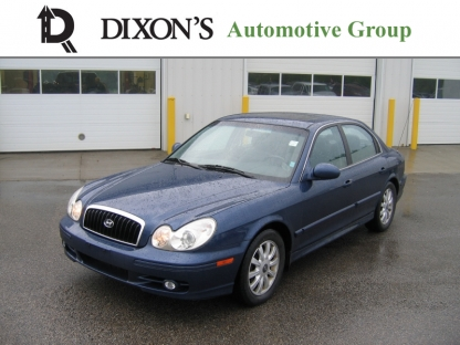 2004 Hyundai Sonata GLX V6 at Dixon's Automotive Kingston in Kingston, Ontario