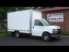 2007 Chevrolet Express 12' Cube Van w/ Power Liftgate & Low Km  For Sale in Elginburg, ON