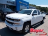 2017 Chevrolet Silverado 1500 LT Double Cab 4X4 For Sale in Bancroft, ON