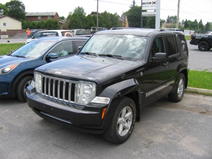 2008 jeep liberty limited 4x4 at petersen 39 s garage in. Black Bedroom Furniture Sets. Home Design Ideas