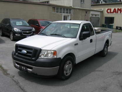 2007 Ford F-150 XL SpaceCab Long Box at Clancy Motors in Kingston, Ontario