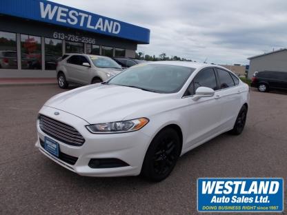 2013 Ford Fusion SE at Westland Auto Sales in Pembroke, Ontario