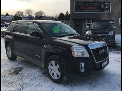 2010 GMC Terrain SLE 1 at Tallen's Auto Sales in Kingston, Ontario