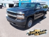 2018 Chevrolet Silverado 1500 W/T Reg. Cab 4X4 For Sale Near Fort Coulonge, Quebec