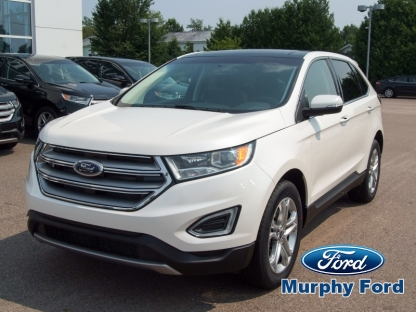 2017 Ford Edge Titanium AWD at Murphy Ford in Pembroke, Ontario