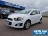 2014 Chevrolet Sonic LT For Sale Near Fort Coulonge, Quebec