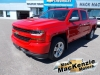 2018 Chevrolet Silverado 1500 Custom Crew Cab 4X4 For Sale in Renfrew, ON
