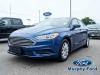 2018 Ford Fusion S For Sale Near Petawawa, Ontario