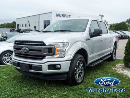 2018 Ford F-150 FX4 Super Crew 4x4  at Murphy Ford in Pembroke, Ontario